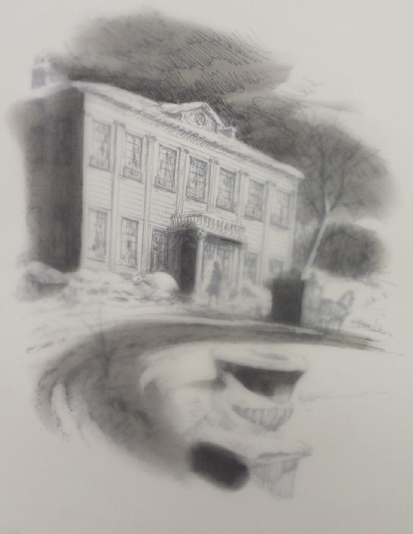 14 Barnett Plotkin Original Drawings Illustrations Age - 9