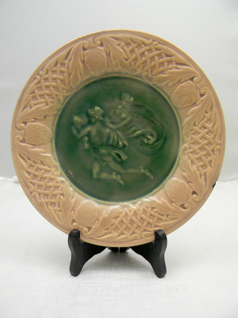 "3: Etruscan Classical Series Plate 9"".  Made by Griffin"
