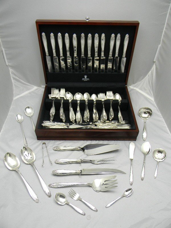502: Service for 18 (157pcs) International Sterling Pre
