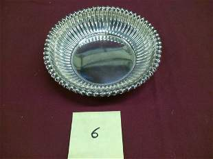 "Gorham 8"" Sterling Silver Serving Bowl"