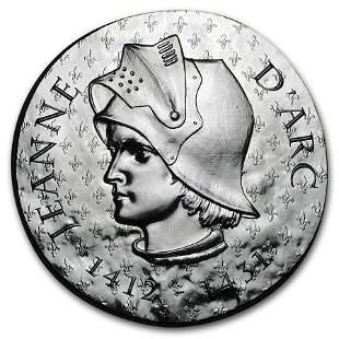 2016 Proof Silver '¬10 Women of France (Joan of Arc)