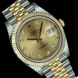 Pre-Owned Rolex Datejust II 126333