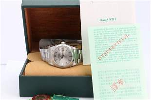 Pre-Owned Rolex Oyster Perpetual Air-King Date
