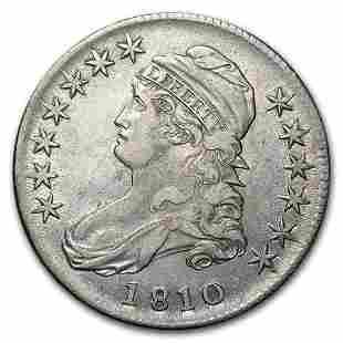 1810 Bust Half Dollar XF