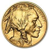2013 1 oz Gold Buffalo BU