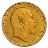 1902 Great Britain 11-Coin King Edward VII Proof Set