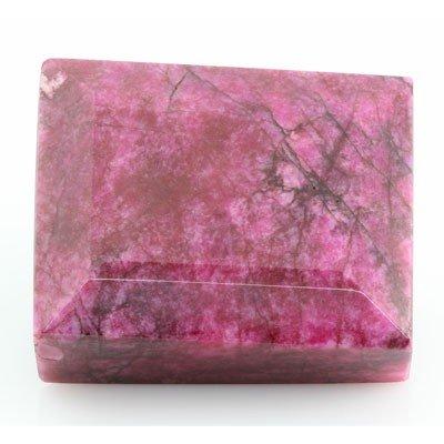750.0ctw Natural Big Pink Red Gemstone Emerald Shape