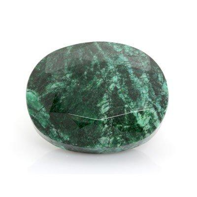 1970.10ctw Natural Big Emerald Gemstone Oval Shape