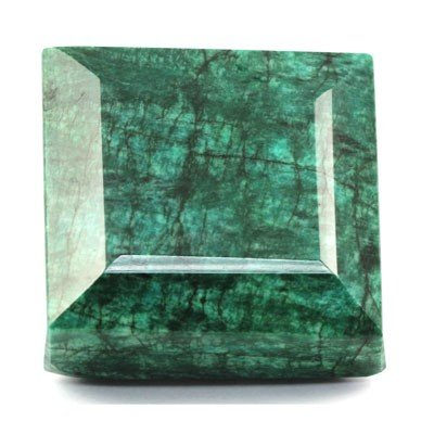 2408.56ctw Big Emerald Gemstone, APP. CERT.$96342