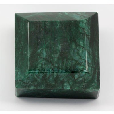 2363.50ctw Big Emerald Gemstone, APP. CERT. $94544