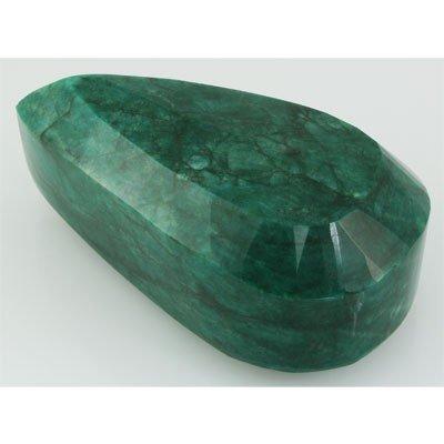 2429ctw Big Emerald Gemstone