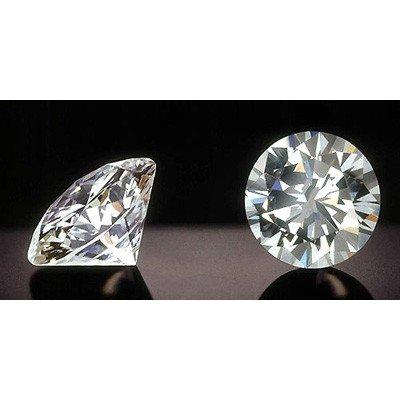 EGL Certified Diamond  Round 0.7ctw  G,SI1