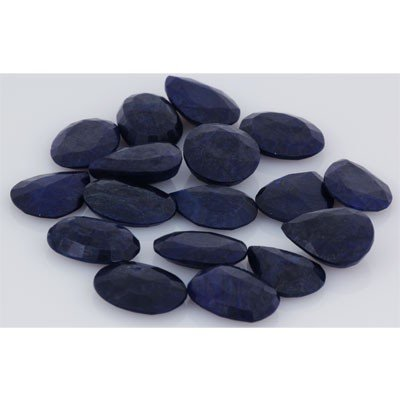 291.48ctw  Sapphire Loose Stone Mix 20-21mm approx in l