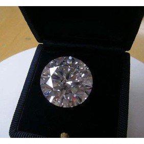 EGL Certified Diamond  Round 0.72ctw  G,VVS2
