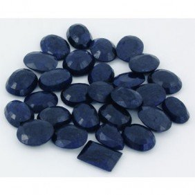 483.91ctw  Sapphire Loose Stone Mix 18-19mm approx in l