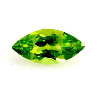 11.0 ctw Marquise Cut Peridot Natural Gemstone - 2