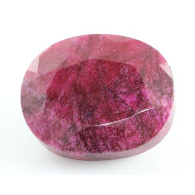 109.1ctw Natural Pink Red Ruby Gemstone