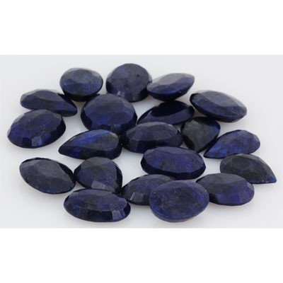 270.57ctw Sapphire Loose Stone Mix 18-19mm approx in le