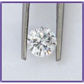 Certified 2.00 ct Round Brilliant Diamond F,VS2
