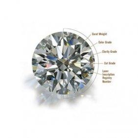 EGL USA 2.01 ctw Cert Round Brilliant Diamond F,SI2