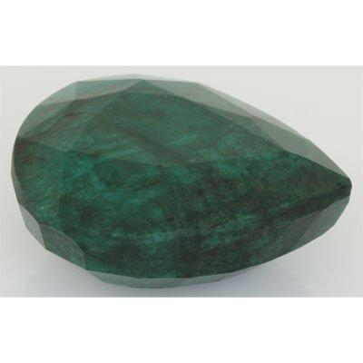 601ctw Big Emerald Gemstone
