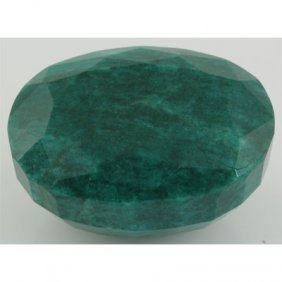 615.5ctw Big Emerald Gemstone