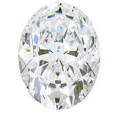 EGL USA 3.01 ctw Certified Oval Brilliant Diamond I,VS1