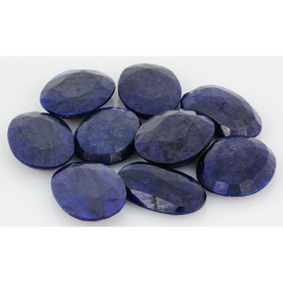 311.68ctw Sapphire Loose Stone Oval 26-27mm approx in l