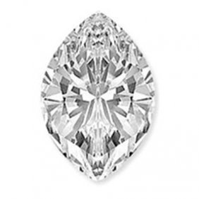 EGL USA 1.01 ct Certified Marquise Brilliant Diamond G,
