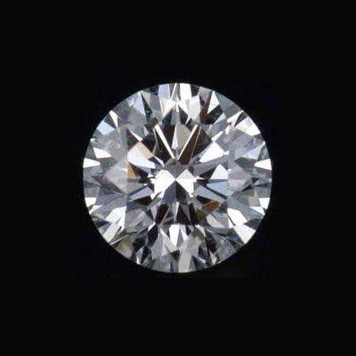 Certified Round Diamond 2.0ct, F, SI2, EGL USA