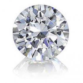 Certified Round Diamond 3.05ct G, SI2 EGL ISRAEL