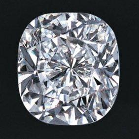 GIA 1.00ctw Certified Cushion Brilliant Diamond G,VS1