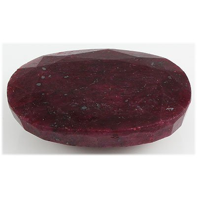 Ruby 468ct Loose Gemstone 55x40mm Oval Cut