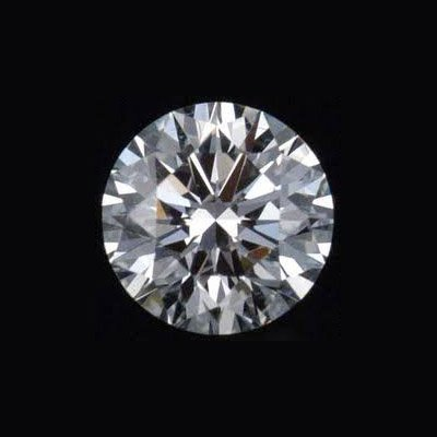 Certified Round Diamond 1.00 ct, H, VVS2, EGL ISRAEL