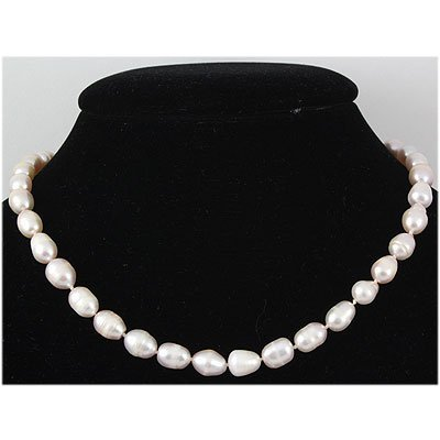 156.80 ctw Peach Freshwater Pearl Necklace