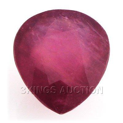 5.22ctw African Ruby Loose Gemstone