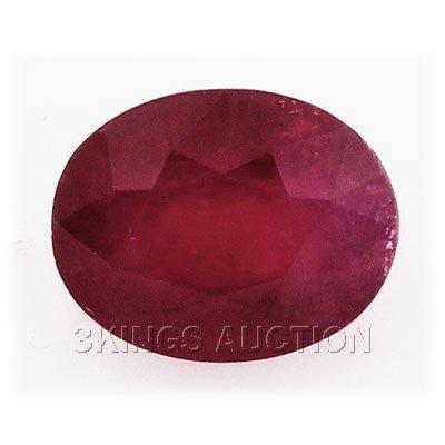 5.07ctw African Ruby Loose Gemstone