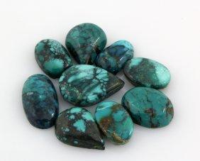 Turquoise 137.50ctw MixShape&Sizes LooseGemstone