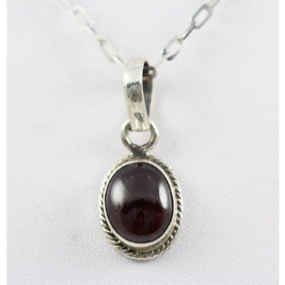 11.5ctw Purple Amethyst Silver Pendant