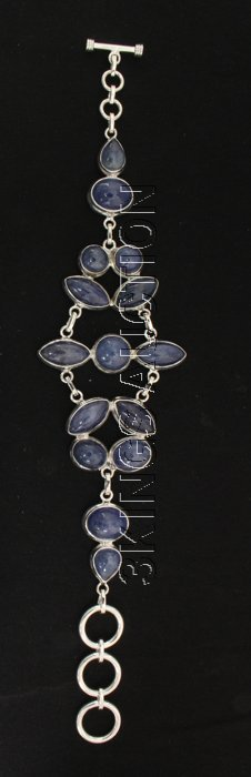 LatestFashion 199.00ctw TanzaniteCabochonBracelet