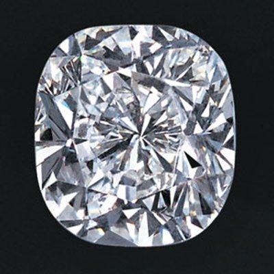 GIA 1.00 ctw Certified Cushion Brilliant Diamond F,SI1