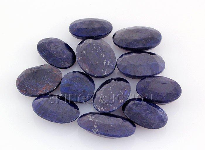 Blue Sapphire 223.88ctw OvalCut LooseGemstone