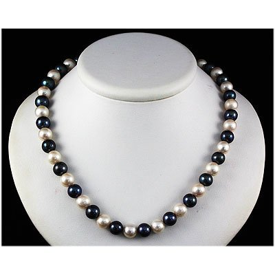 234.00ctw Philippines 8-9mm Mikimoto Pearl Necklace
