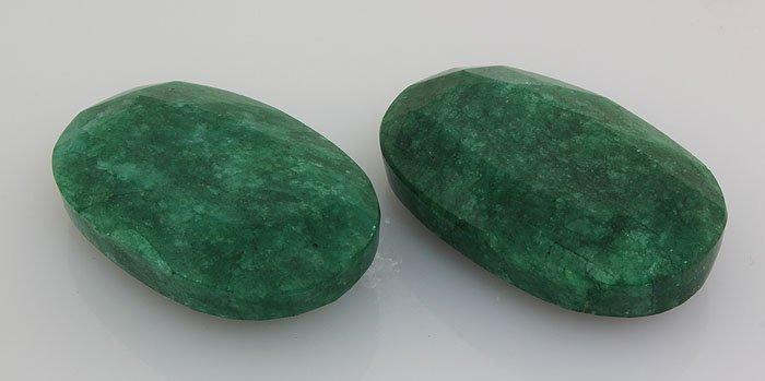 Emerald 158.50 ctw Loose Gemstone Mix Sizes