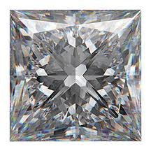 EGL CERTIFIED Princess 2.02 Carat G,VS1
