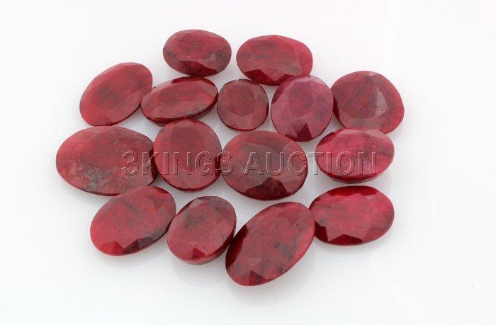 119.50ctw Ruby Oval Cut Loose Gemstone