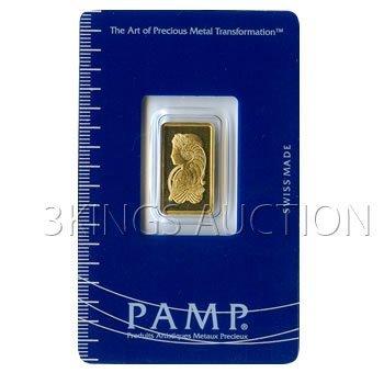 2.5 Gram Gold Bar Pamp Suisse