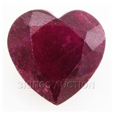 10.00ctw African Ruby Loose Gemstone