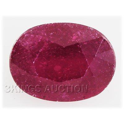 6.70ctw African Ruby Loose Gemstone
