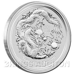 Australian Lunar Silver 10 oz Silver Coin Series II 201